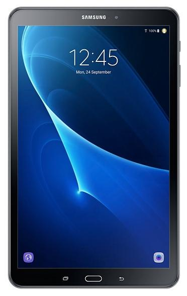Samsung Galaxy Tab A 10.1 SM-T580 16Gb black (чёрный)
