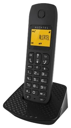 Радиотелефон DECT Alcatel E132 black